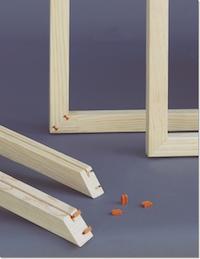 Bastidores madera premium