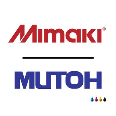 Tinta para Mimaki y Mutoh