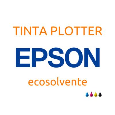 Tinta Plotter Epson Ecosolvente