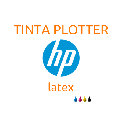 Tinta Plotter HP Latex