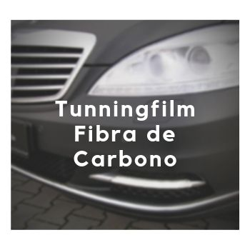 MactacTUNINGFILMS FIBRA DE CARBONO BF