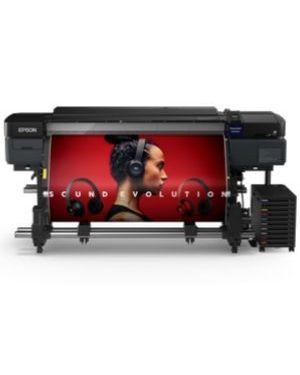 Plotter 64″ Epson SureColor SC-S80600l 10 colores