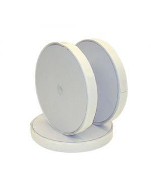 Velcro - gancho para coser 25mm blanco  4 x 25m