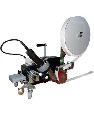 Soldadora automática Forplast-P2 2x2000W con refuerzo de 50mm