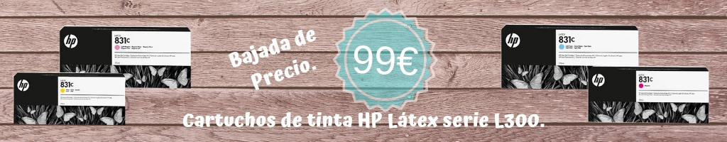 Tintas Hp Latex